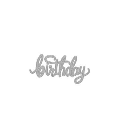 Stanzschablone Birthday - Hero Arts