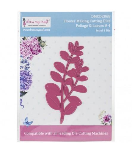 Stanzschablone Foliage & Leaves 4 - Dress My Craft