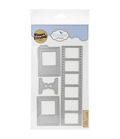 Stanzschablonen Planner Essentials - Elizabeth Craft Designs