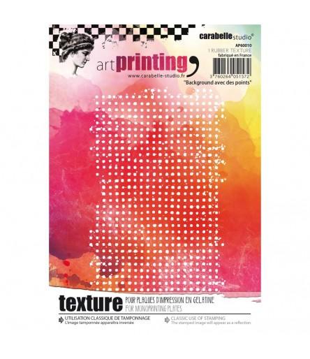 Gummi Textur Plate Ecrire son histoire - Carabelle Studio