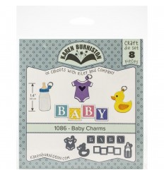Stanzschablonen Baby Charms - Karen Burniston