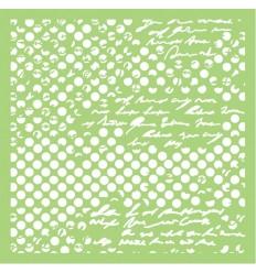 Stencil Schablone Distressed Dots - Kaiserkraft