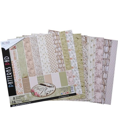 """Scrapbooking Papier The Muse 12x12"""" - Ciao Bella ***"""