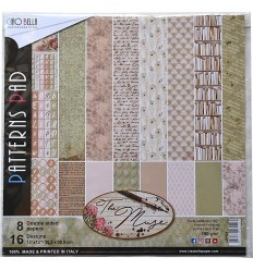 "Scrapbooking Papier The Muse, 12""x12"" - Ciao Bella"