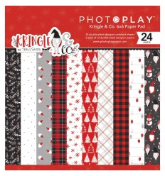 Scrapbooking Papier Kringel & Co. 6x6 - Photoplay