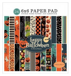 Scrapbooking Papier Happy Halloween - Carta Bella
