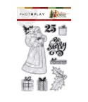 Clear Stamps Christmas Memory - Photo Play