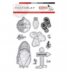 Clear Stamps Kringle & Co. - Photo Play