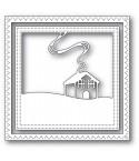 Stanzschablone Family Cabin Frame - Memory Box