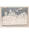 Stanzschablone Village Edges - Elizabeth craft designs