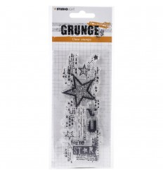 Clear Stamp Sterne Grunge Collection - Studio Light