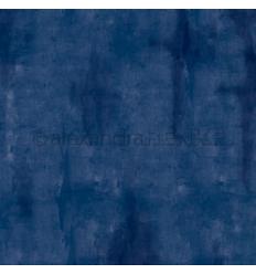 Scrapbooking Papier Herbst wildes Blau - Alexandra Renke
