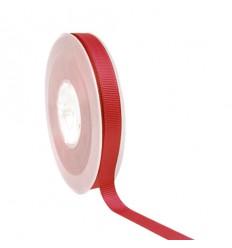 Schleifenband rot, 9mm