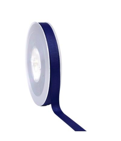 Schleifenband dunkelblau, 9mm