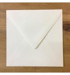 Bearbeiten: Briefumschläge in elfenbein, 11.0 x 11.0 cm / 25 Stk. - FK