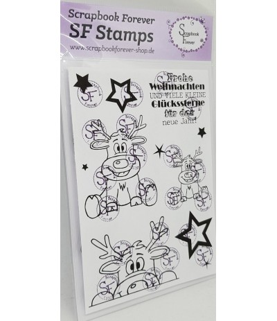 Clear Stamps Elchi - Scrapbook Forever