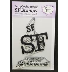 Clear Stamps Wichtel Glücksmomente - Scrapbook Forever