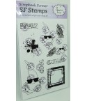 Clear Stamps Coolman - Scrapbook Forever