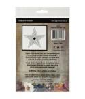 Stanzschablonen Nesting Stiched Stars - Paper Rose