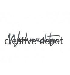 Stanzschablone Weihnachten - Creative Depot