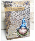 Clear Stamps Gute Besserung Wichtel - Scrapbook Forever