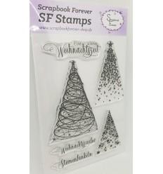Clear Stamps Eine schöne Weihnachtszeit - Scrapbook Forever