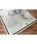 Prägeschablone Schneegestöber & Kerzenschein - Charlie & Paulchen