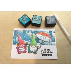 Clear Stamps Regenschirme - Scrapbook Forever