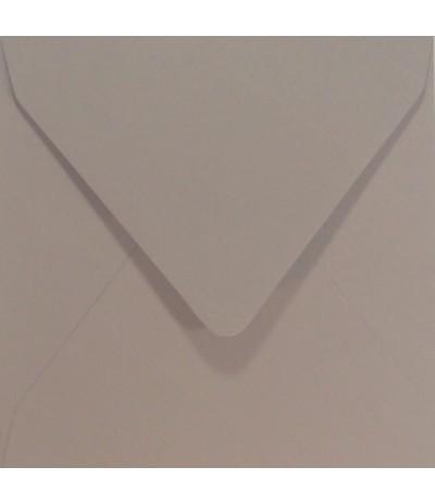 Briefumschläge in taupe, 16 x 16cm, 25 Stk. - FK