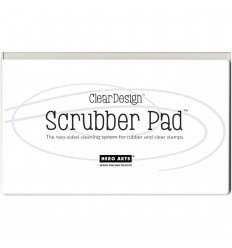 Scrubber Pad - Hero Arts