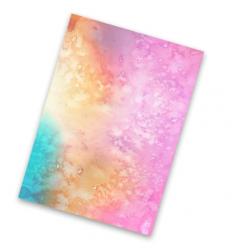 Flexfolie Watercolor Pink, A4 - Plottermarie