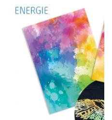 Flexfolie Watercolor 2.0 Energie, A4 - Plottermarie