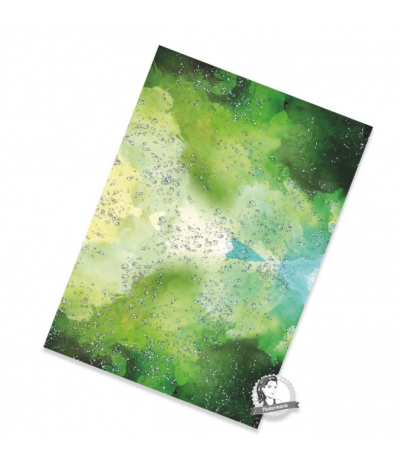 Flexfolie Wet Designs Green, A4 - Plottermarie