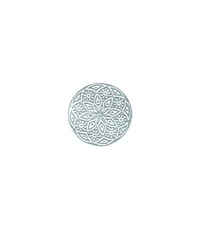 Embossing Pulver Silber 20g