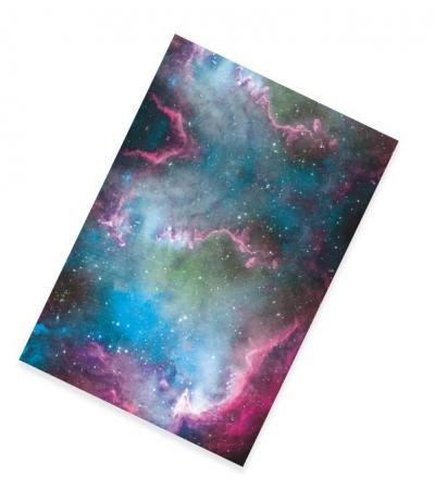 Flexfolie Galaxy 1, A4 - Plottermarie