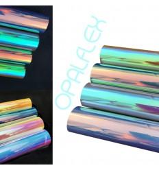 Flexfolie Opal Opalblau, A4 - Plottermarie