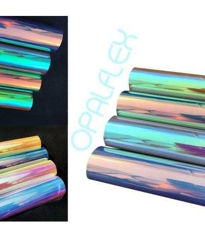 Flexfolie Opal Opalgrün, A4 - Plottermarie