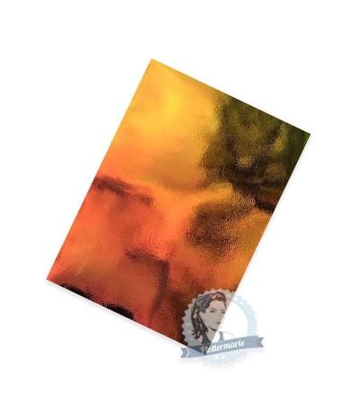 Vinylfolie Opal amber, A4 - Plottermarie