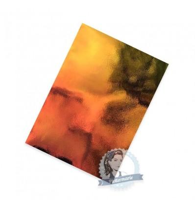 Vinylfolie Opal blue , A4 - Plottermarie
