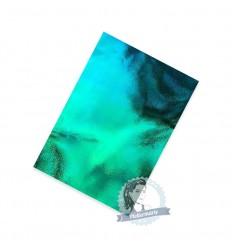 Vinylfolie Opal grün, A4 - Plottermarie