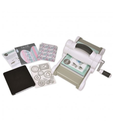 Sizzix Big Shot Starter Kit