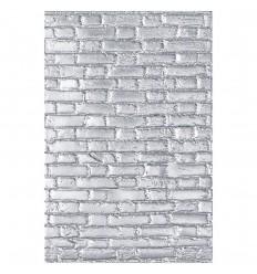 3-D Prägeschablone Brickwork - Tim Holtz