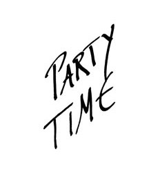 Party Time Stempel