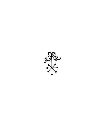 Kreuz Anhänger Stempel