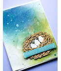 Stanzschablone Twiggy Nest - Memory Box