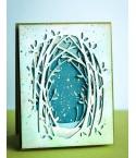 Stanzschablone Bramble Collage - Memory Box