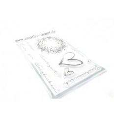 Clear Stamp Set Klassische Hohzeit - Creative Depot
