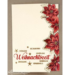 Clear Stamp Weihnachtszeit - Scrapbook Forever