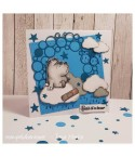 Clear Stamps Hippos - Scrapbook Forever