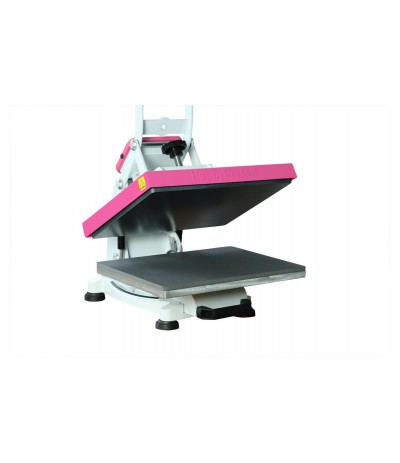 Transferpresse HappyPress 4 Pink Auto-Open